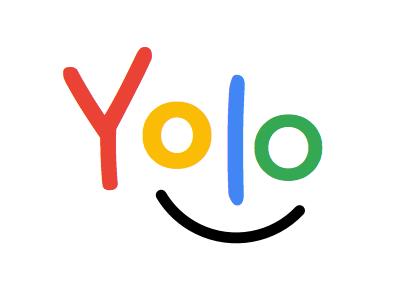 Yologo mashup logo
