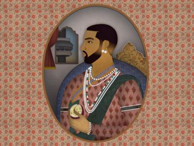 Shah Drake of the Mughal Six 🕌