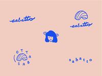 Sabatto Logo Variations