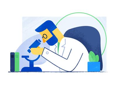 Illustration for Quard Project