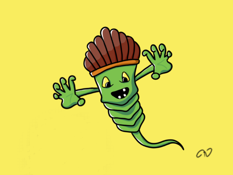 Booo illustration ghost boo