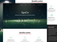 Sport platform