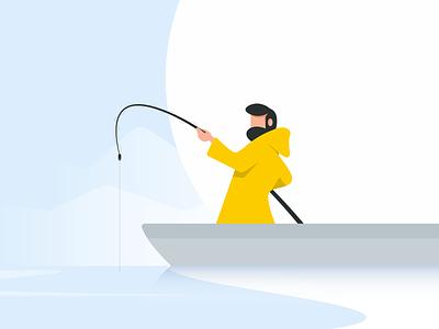 Landing page illustration series ui illustration graphic design flatdesign dribbbleshot digtal illustrator design art