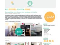 Design blog Bonitismos