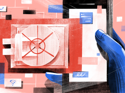 A Quick Security Checklist for Remote Workers security todoist life calm productivity doist illustration