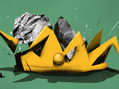 No kings! efficient decision organization design teamwork editorial photoshop procreate procreateapp illustration productivity kingdom king