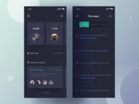 Team app - 02 team design app ue sketch interface ui