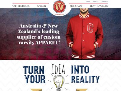 Custom Varsity Australia