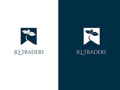 JQ Taders graphic design logo design icon illustration golden ratio idenity design logo branding graphic  design