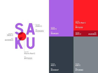 Saku Brand and Event collateral branding salesforce heroku internal event