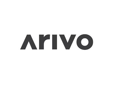 Arivo logo branding