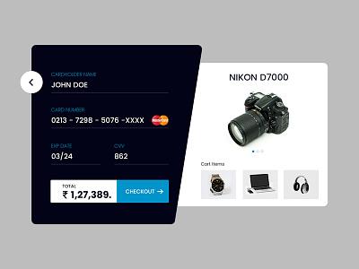 Checkout ecommerce ui ui design checkout daily ui challenge dailui