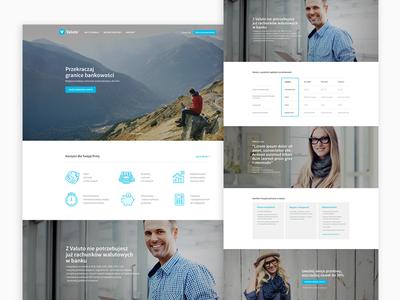Valuto - website