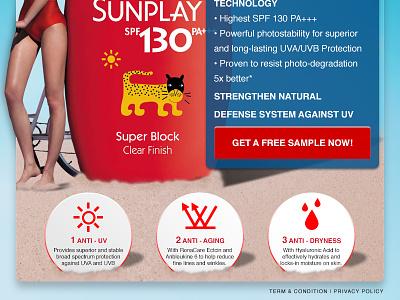Sunplay Facebook App ui user interface facebook app application sunplay product