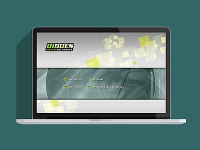 Didocs UI interfase-design user-interfase ui