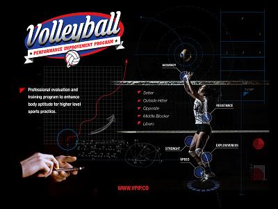 Vpip Flyer flyer performance training sport volleyball