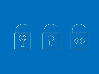 Unlock Filter options ui lock icon