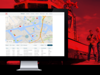 Port of Amsterdam - Web Application