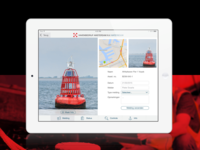 Port of Amsterdam - Tablet Application