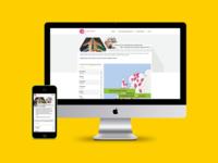 Eerlijk Winkelen - Responsive Website