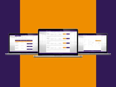 BMC Vacancy Portal - Web Application ux webapp app website ui design