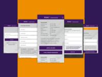 BMC Vacancy Portal - Smartphone Application