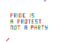 Pride Protest Type
