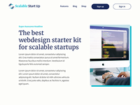 Scalable Startup Sketch Templates