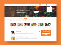 Food Recipes Website