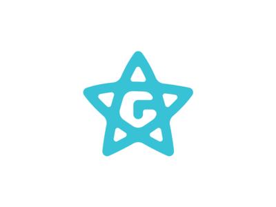 HR Logo Proposal 2 - Letter G + Star