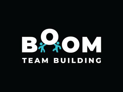 Boom Team Building Logo