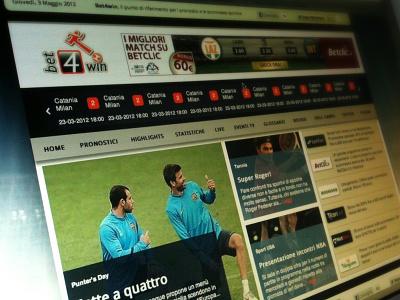 Sport Website sport football betting