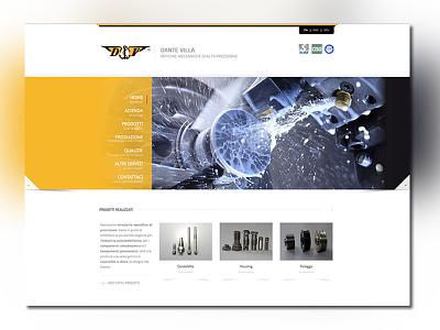 Dante Villa - High Precision Workshop industry business