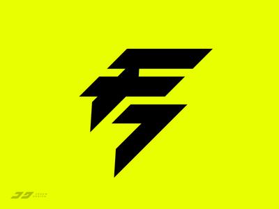 FCS Monogram Esports Logo
