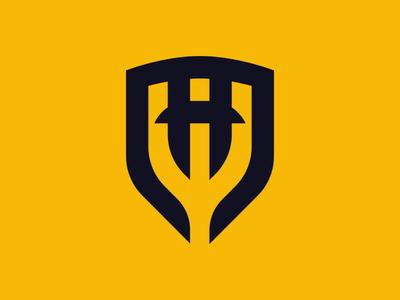 A Logo Mark basketball branding esports identity sports brand logo