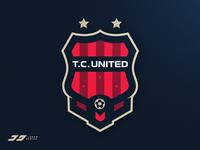 Soccer / Football Team Badge