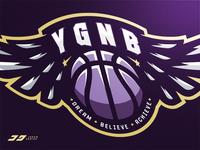 You Got Next Basketball Logo