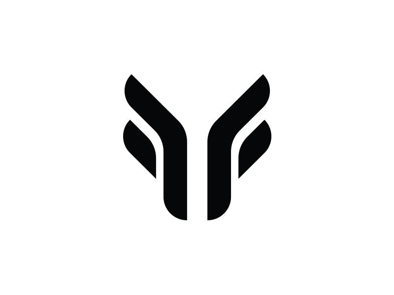 FY Logo vector branding gaming esports sports logo