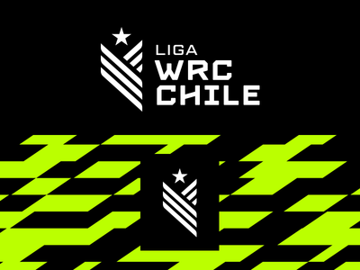 Liga WRC Chile - WRC The Official Game League Logo