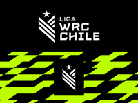 Liga WRC Chile - WRC The Official Game League Logo