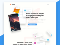 Direcon Landing Page