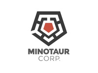 Minotaur Corporation Logo.