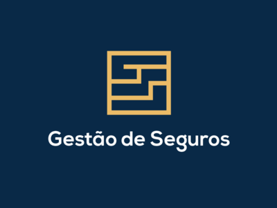 [WIP] Insurance Company Logo prestige yellow blue logo design design graphic design logo insurance