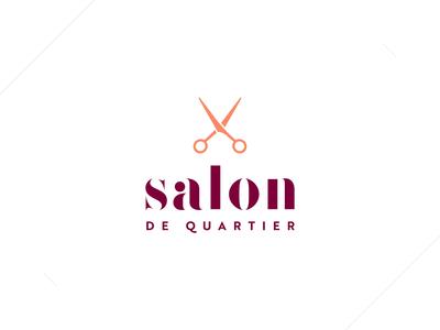 Salon De Quartier Logo
