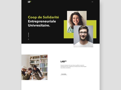 Landing page for L4B 35