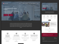 HR Website Design