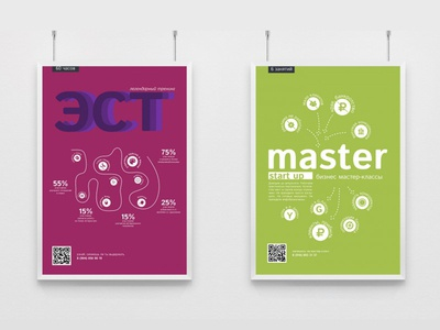 Business Training - Infographics