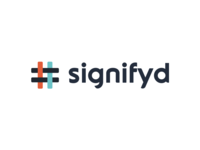 Logo refresh for Signifyd