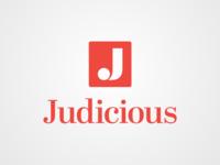 Logo for Judicious