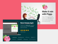 Google Web Store Ads for Piggy